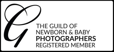 Guild of Newborn & Baby Photographers logo