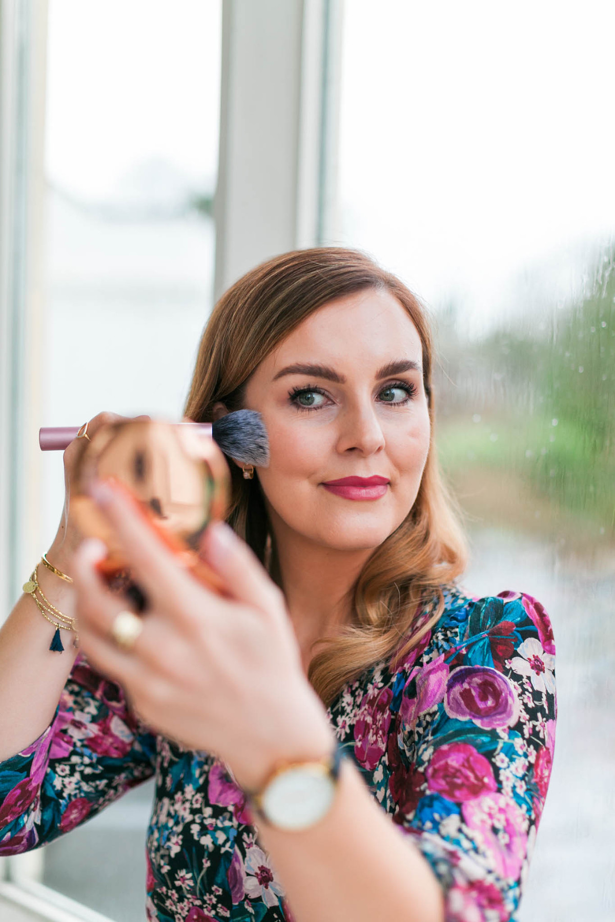 Branding photo for Cotswold wedding make up artist by Emma Jackson Photography
