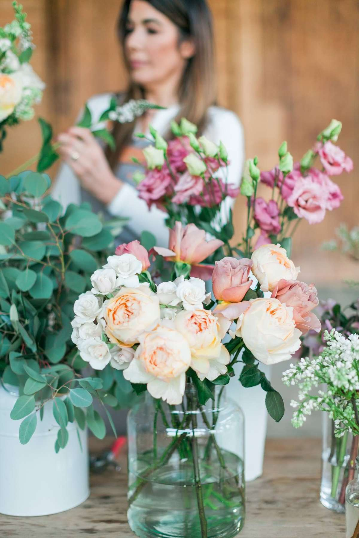 branding photo for Cotswold florist by Emma Jackson Photography